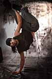 Dynamic break dancers and street dancers UK