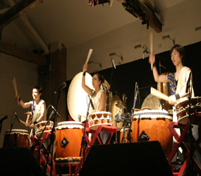 chinese drummers london and uk events
