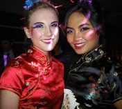 Chinese Themed Hostesses and Usherettes