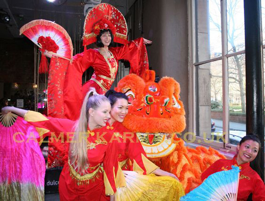 CHINESE NEW YEAR ENTERTAINMENT IDEAS