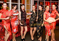 themed hostesses - Chinese