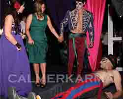 CIRCUS THEMED ACTS TO HIRE - DARING BED OF NAILS ACT UK