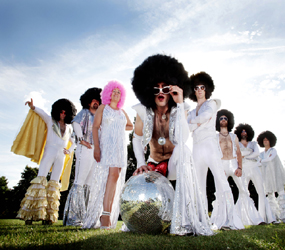 70S THEMED DISCO BANDS - FUNK UP THE DISCO BAND TO HIRE UK
