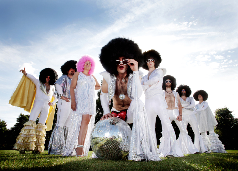 DISCO THEMED ENTERTAINMENT -1970S STUDIO 54 BANDS AND ENTERTAINMENT