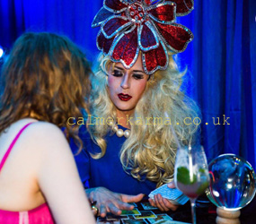 DRAG TAROT - HEN PARTY ENTERTAINMENT TO HIRE