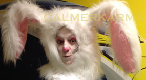 EASTER THEMED ENTERTAINMENT - EASTER BUNNY ACT TO HIRE