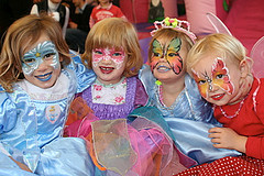 face painting for childrens parties