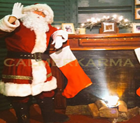 CHRISTMAS ENTERTAINMENT -SANTA LOOKALIKES TO HIRE LONDON MANCHESTER UK