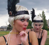 GREAT GATSBY THEMED ENTERTAINMENT - FLAPPER HOSTESSES