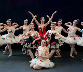 FLORAL THEMED ENTERTAINMENT -FLORAL BALLERINAS TO HIRE LONDON, MANCHESTER, UK