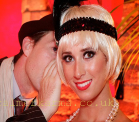 GREAT GATSBY & ROARING 20S THEMED ENTERTAINMENT