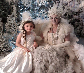 ICE QUEEN PERFORMER TO HIRE