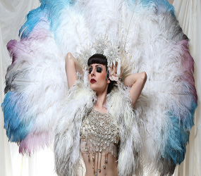 LUXURY BURLESQUE ACTS HIRE