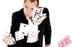 MAGICIANS FOR HIRE UK