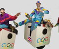 OLYMPICS THEMED ENTERTAINMENT - THE MEDAL WINNERS ACT