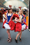 The Royal Usherettes : The ultimate VIP welcome - BEST OF BRITISH AND JUBILEE THEMED ENTERTAINMENT