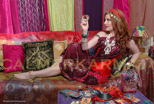 FORTUNE TELLERS FOR EVENTS AND PARTIES - GYPSY THEME-LONDON, BIRMINGHAM, MANCHESTER