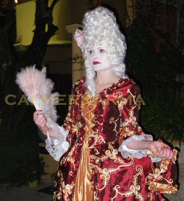 VENETIAN MASKED BALL AND MASQUERADE THEMED ACT - LADY VALETTA LONDON & MANCHESTER