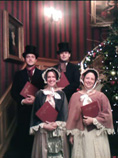 VICTORIAN THEMED ENTERTAINMENT - DICKENSIAN CAROL SINGERS